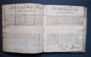 Manuscript weaving and dyeing manual: Färbebuch für Gottlob Friedrich Rose in Frohburg Anno 1769.