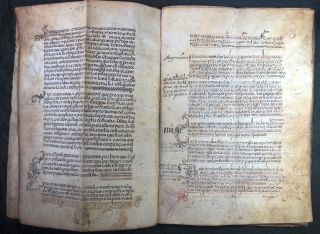 Regla de la P[a]sio[n]: Manuscript rules for the Confraternity of the Holy Cross of La Horcajada, Spain.